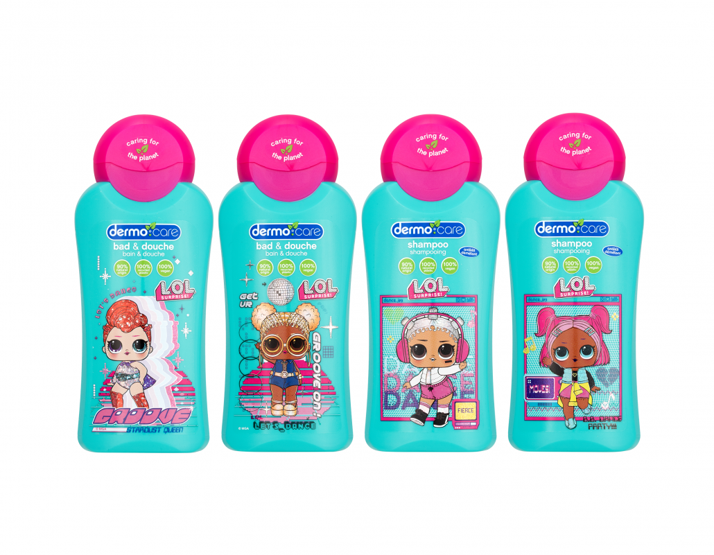 LOL supermise shampoo