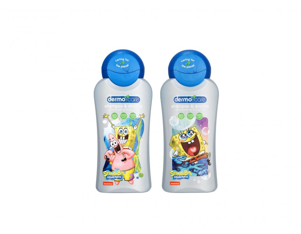 spongebob shampoo